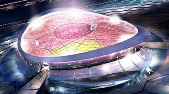 中国铁建中标2022年卡塔尔世界杯主体育场项目