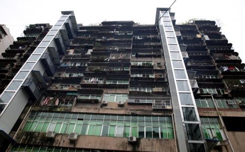 南京:老小区加装电梯