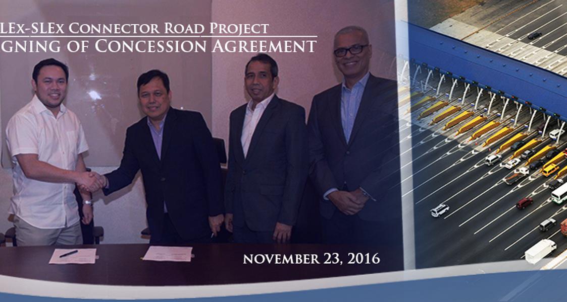 菲律宾政府与北马尼拉道路管理公司签署PPP协议