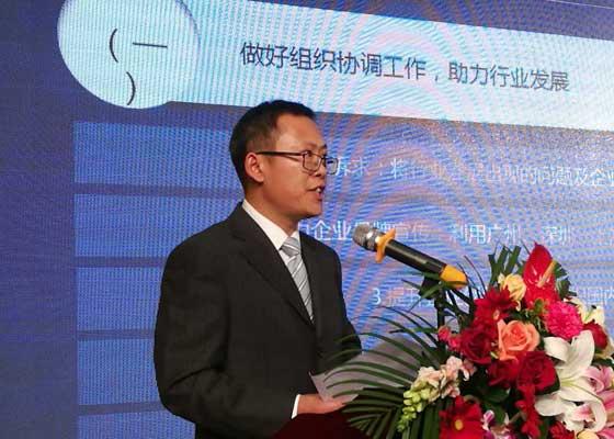 何法涧 北京家具行业协会会长