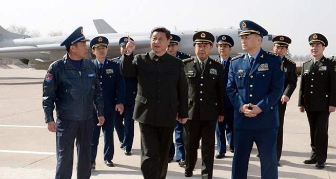习近平命令发布新修订的《军队审计条例》