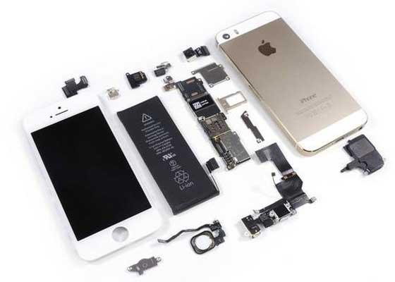 iPhone 5s:6 分