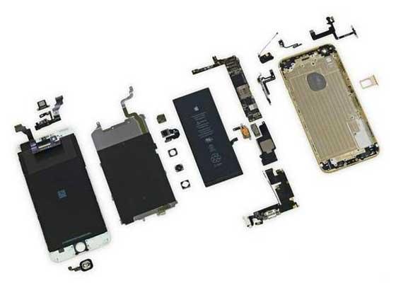 iPhone 6 Plus:7 分