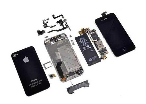 iPhone 4s:6 分