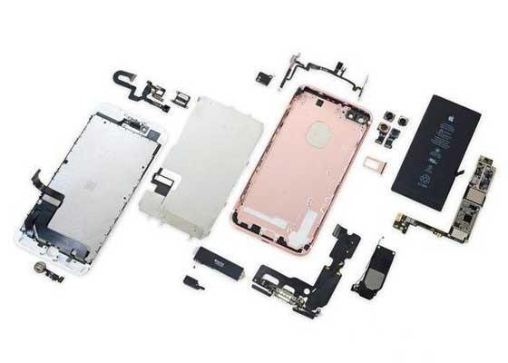 iPhone 7 Plus:7 分