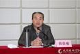 阳光人物:陕西省财政厅政府采购与行政事业单位资产管理处处长 薛亚省