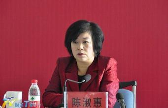 陈淑惠委员:政府买服务可解决慈善行业人才荒
