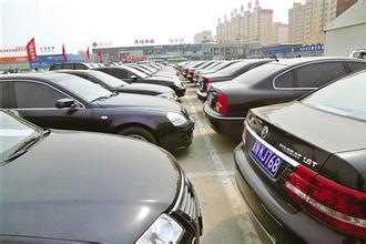 渭南市环保局为主城区配发新型环保电动执法车辆