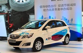 """新能源汽车呈爆发式增加,周边产业遭""""牵连"""""""