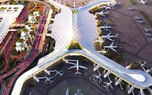 北京建工中标海口美兰国际机场二期扩建项目