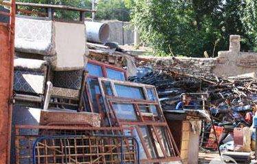 太原:废旧家具不再难处置