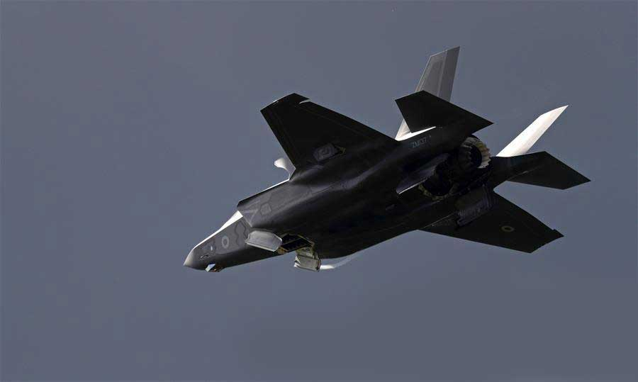 美国国防部购买F-35战机价格创新低