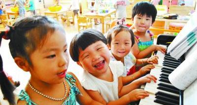 浙江省政府向民办幼儿园购买学前学位资源