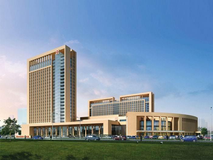 抢先看!潍坊市益都中心医院买59部电梯