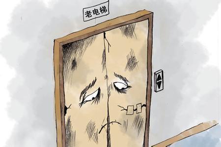 太原质监将对老旧危电梯综合治理