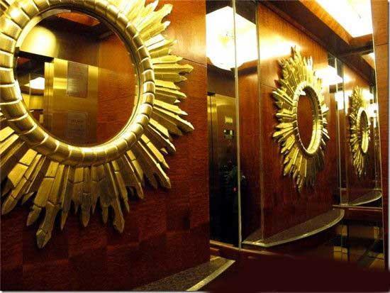 电梯里为何要放镜子?真相99%猜不到!