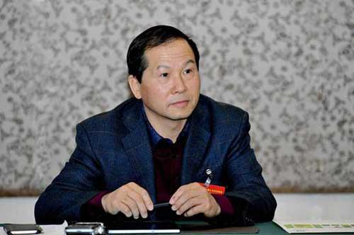 全国人大代表、中国电信湖南公司总经理廖仁斌