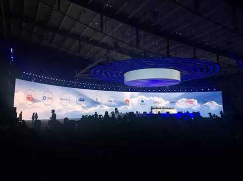 华为中国生态伙伴大会2017现场