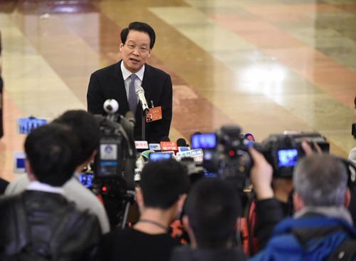 【两会】保监会主席项俊波:谈加快推进环境污染责任险