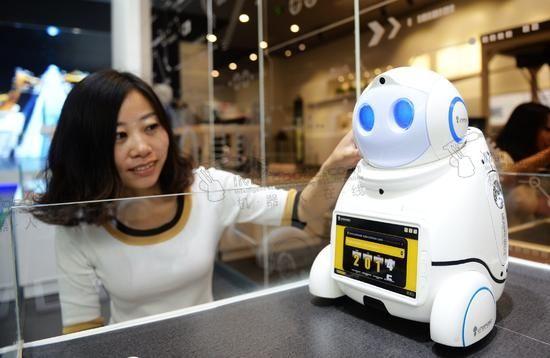 工信部:将提高机器人产业准入门槛