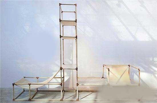 动态组合家具 打造灵动空间