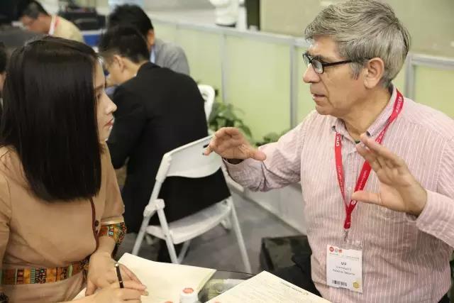 图为第39届广州家博会一期展会现场