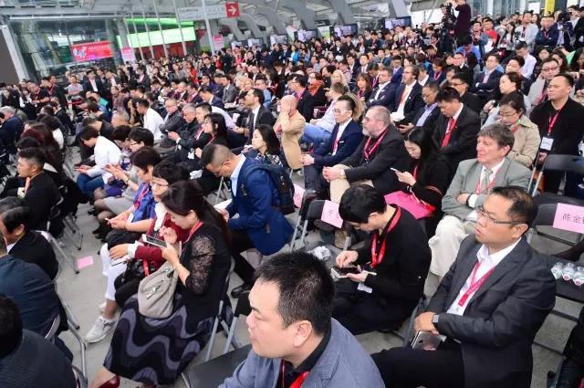 第39届中国(广州)国际家具博览会启动现场