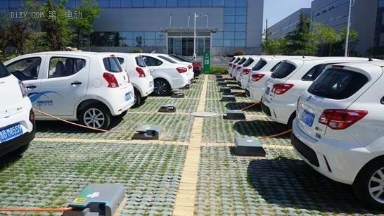"""柳州开启新能源车""""政企三级联动""""模式"""
