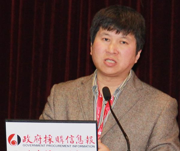 中国对外贸易广州展览总公司总经理 李德颖