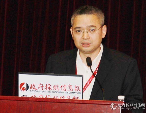 广东省<a href=http://www.caigou2003.com/zhengcaizixun/ target=_blank class=infotextkey>政府采购</a>中心副主任-姚许文