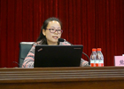 重慶市財政局政府采購處 熊艷娟