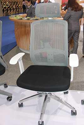 第39届广州家博会:办公椅图集