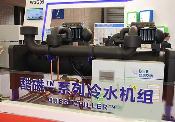 2017年中国制冷展最火爆的产品