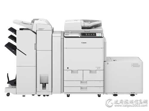面向大印量政府及大中型企业文印中心的生产型高速彩机