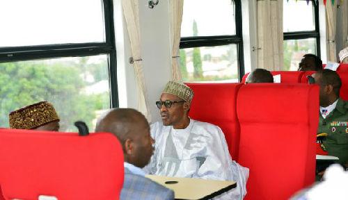尼日利亚拟从中国贷款60亿美元升级改造铁路运输