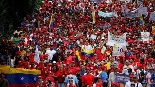 不满施压 委内瑞拉要退出美洲国家组织