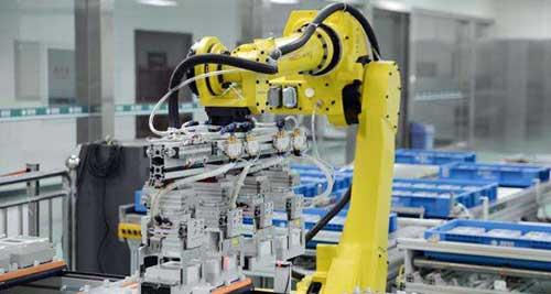 工业机器人如何走得稳?工信部拟提高行业准入门槛