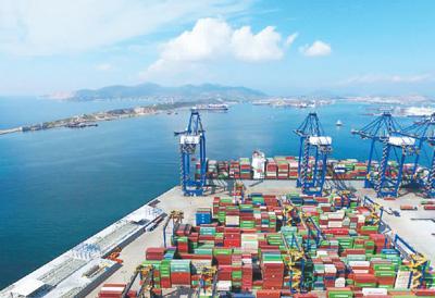 一带一路·合作共赢:设施联通 连接中国与世界