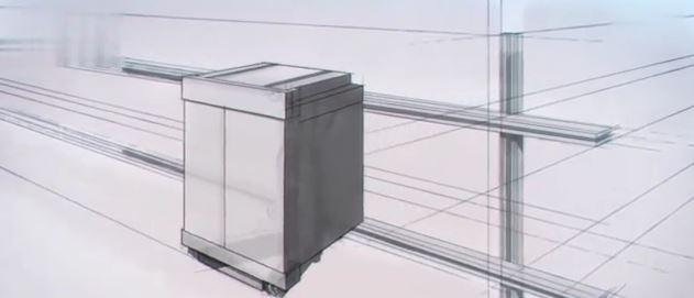 """浮动电梯可以节省约""""10年生命"""""""