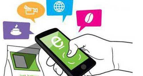 手机支付流行背后:小商贩称别人都用自己不用会吃亏
