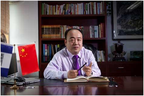 北京中建政研集团董事长梁舰