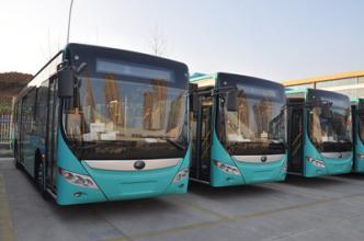 佛冈6月采购20辆纯电动公交