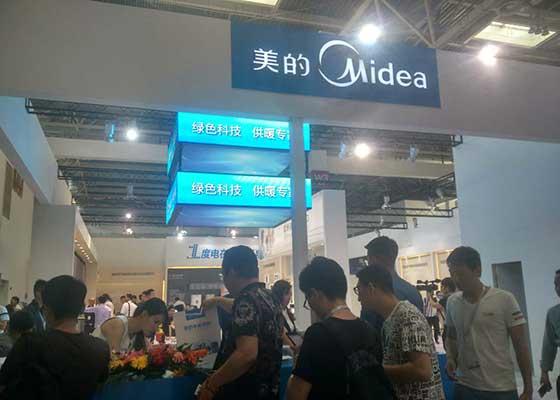 展台秀-1300多个国内外品牌亮相本届展会