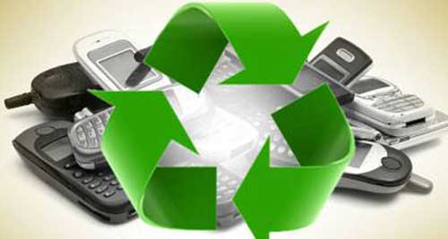 中国废旧手机:存量约10亿部 回收率仅2%左右