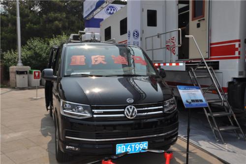 第七届国际警用反恐装备展:车型
