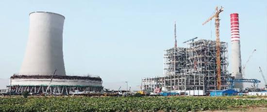 中巴经济走廊重大能源项目首台机组投产