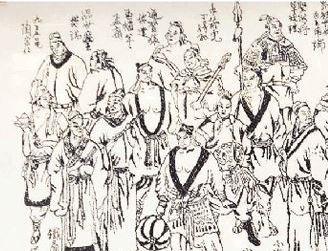 水浒智慧:吴清源讲故事