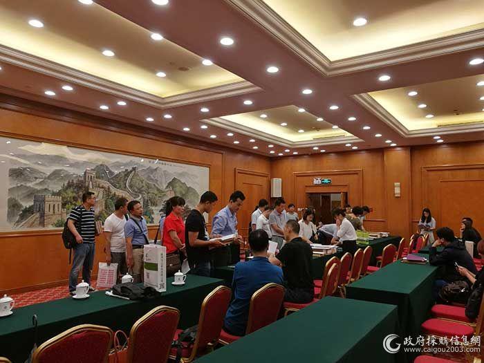 中央国家机关2017-2018年办公家具定点采购项目