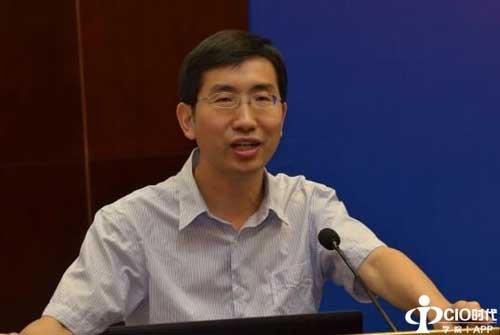 CIO时代学院院长中国新一代IT产业推进联盟秘书长   姚乐
