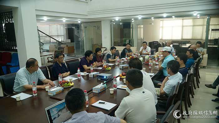 天津:办公家具企业走进工厂探寻环保奥秘